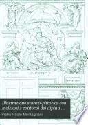 Illustrazione storico-pittorica con incisioni a contorni dei dipinti della gran sala detta di Costantino presso le stanze di Raffaello Sanzio da Urbino nel Vaticano