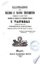 Illustrazioni sul Vecchio e Nuovo Testamento