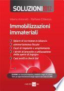 Immobilizzazioni immateriali - Soluzioni 2012