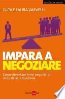 Impara a negoziare