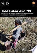 Indice Globale Della Fame 2012