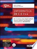 Informatica in C e C++. Per il terzo anno degli Istituti Tectici settore tecnologico articolazione informatica