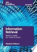 Information Retrieval. Metodi e modelli per i motori di ricerca