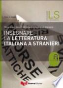 Insegnare la letteratura italiana a stranieri