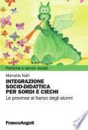 Integrazione socio-didattica per sordi e ciechi. Le province al fianco degli alunni