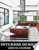 Interior Design Libro da Colorare