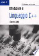 Introduzione al linguaggio C++