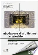 Introduzione all'architettura dei calcolatori