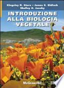 Introduzione alla biologia vegetale