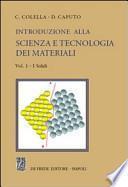 Introduzione alla scienza e tecnologia dei materiali