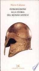 Introduzione alla storia del mondo antico