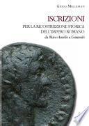 iscrizioni per la ricostruzione storica dell'impero romano
