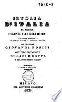 Istoria d'Italia