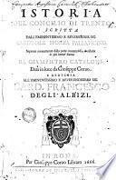 Istoria del concilio di Trento ...