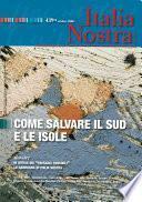 Italia Nostra 439/2008. Come salvare il Sud e le isole