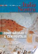 Italia Nostra 440/2008 - Come salvare il Centro Italia