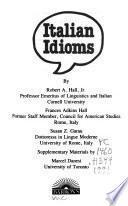 Italian Idioms