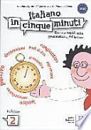 Italiano in cinque minuti 2. Übungsbuch