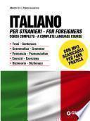 Italiano per stranieri. Corso completo