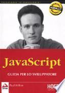 JavaScript. Guida per lo sviluppatore