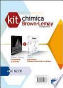 Kit chimica Brown-Lemay: Chimica esercizi e casi pratici-Fondamenti di chimica