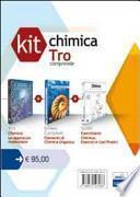 Kit chimica Tro: Elementi di chimica organica-Chimica un approccio molecolare-Chimica esercizi e casi pratici