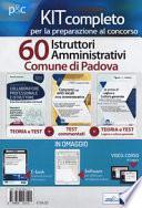 Kit concorso 60 istruttori amministrativi Padova