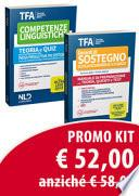 Kit TFA. Docenti di sostegno scuola secondaria di I e II grado-TFA. Competenze linguistiche