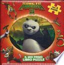Kung Fu Panda 3. Il mio primo libro puzzle