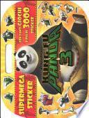 Kung Fu Panda 3. Supermega sticker
