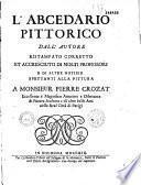 L'abecedario pittorico
