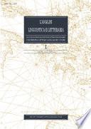 L'Analisi Linguistica e Letteraria 2012-1