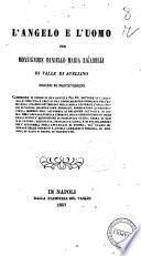 L'angelo e l'uomo per monsignore Daniello Maria Zigarelli