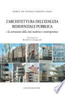 L'architettura dell'edilizia residenziale pubblica
