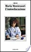 L'autoeducazione nelle scuole elementari