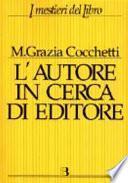 L'autore in cerca di editore