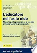 L'educatore nell'asilo nido