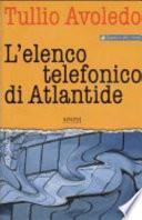 L'elenco telefonico di Atlantide