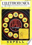 L'elettrotecnica giornale ed atti della Associazione elettrotecnica ed elettronica italiana