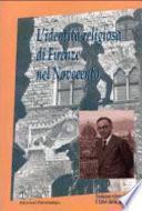 L'identità religiosa di Firenze nel Novecento