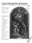 L'illustrazione romana rivista mensile