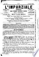 L'imparziale giornale degli interessi scientifici, pratici, morali e professionali della classe medica