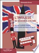 L'inglese in schemi e colori. Per la 1a classe della Scuola media
