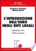 L'introduzione dell'euro negli enti locali