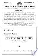 L'Italia che scrive