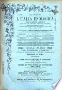 L'Italia enologica rassegna dell'industria e del commercio dei vini