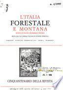 L'Italia forestale e montana