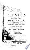 L'Italia nei cento anni del secolo XIX (1801-1900) giorno per giorno illustrata