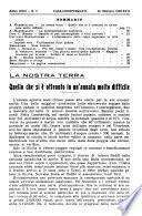L'Italia vinicola ed agraria