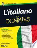 L'Italiano For Dummies